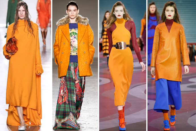 Marigold Fashion Trend